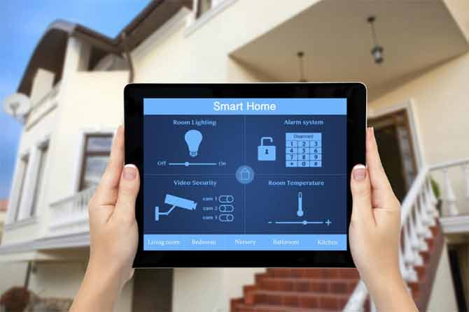What are the Gadgets used at Home
