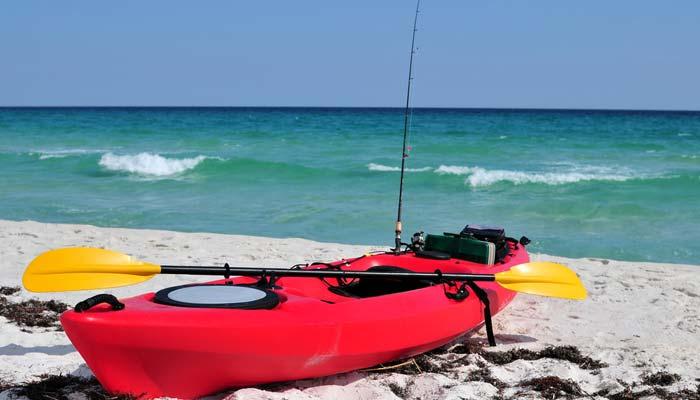 why Kayak fishing
