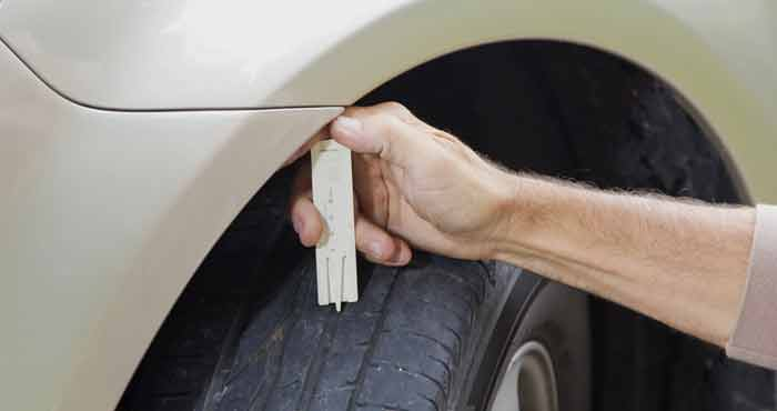 Facts on Using a Tyre Depth Gauge